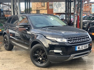 Large image for the Used Land Rover RANGE ROVER EVOQUE