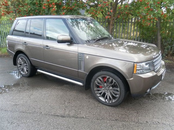 Large image for the Used Land Rover Range Rover Vogue