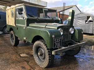 Large image for the Used Land Rover Series I