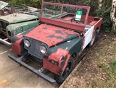 Used Land Rover Series I