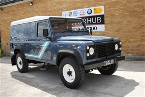 Large image for the Used Land Rover 110