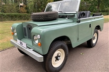 Land Rover Series II