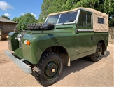 Used Land Rover Series II