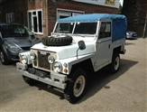 Used Land Rover Series III