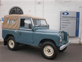 Used Land Rover Series III