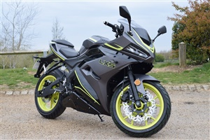 Large image for the Used Lexmoto LXR