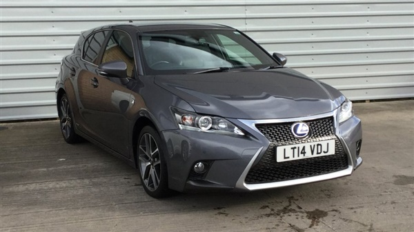 Large image for the Lexus CT