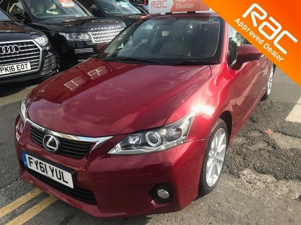 Large image for the Used Lexus CT