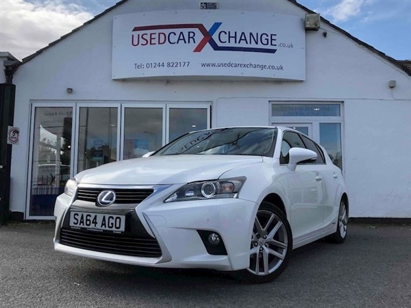 Large image for the Lexus CT 200h