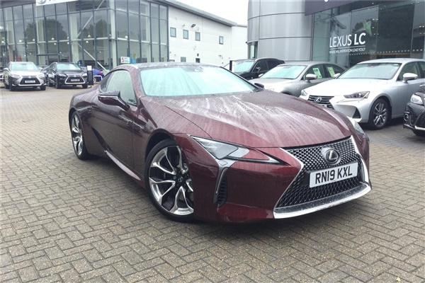 Large image for the Lexus LC 500