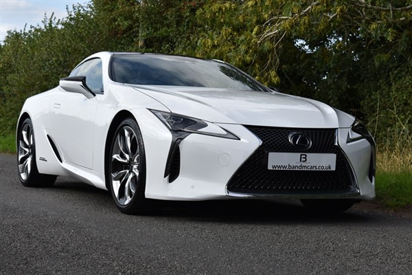 Large image for the Used Lexus LC 500