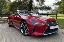 Used Lexus LC