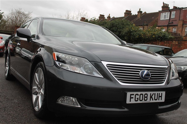 Large image for the Lexus LS
