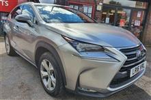 Used Lexus NX