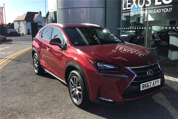 Large image for the Lexus NX