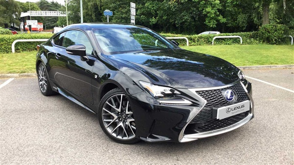 Large image for the Lexus RC