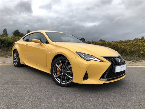 Large image for the Used Lexus RC