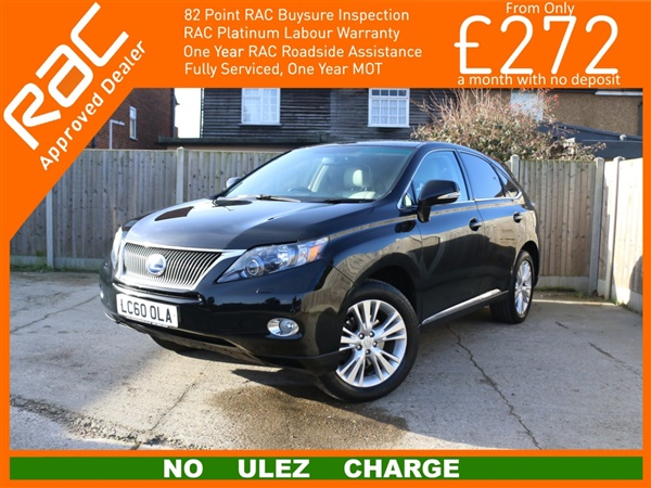 Large image for the Lexus RX