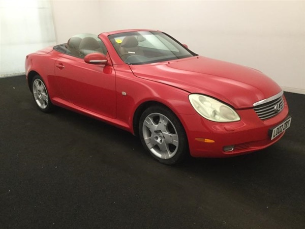 Large image for the Used Lexus SC