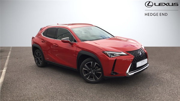 Large image for the Lexus UX