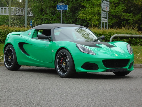 Large image for the Lotus Elise