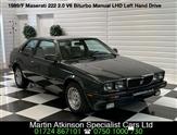 Used Maserati 222