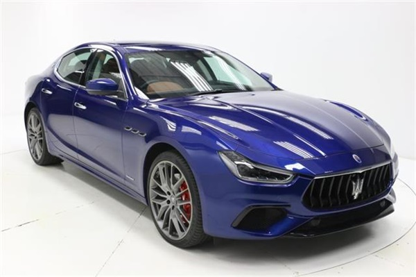 Large image for the Maserati Ghibli