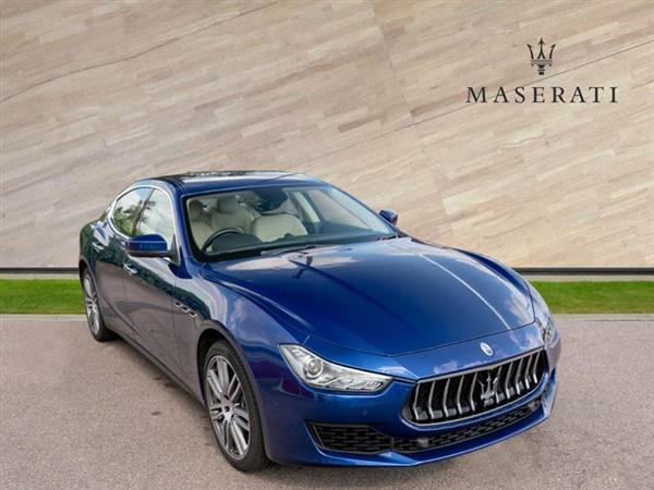 Large image for the Used Maserati GHIBLI (JJE)