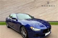 Used Maserati Ghibli