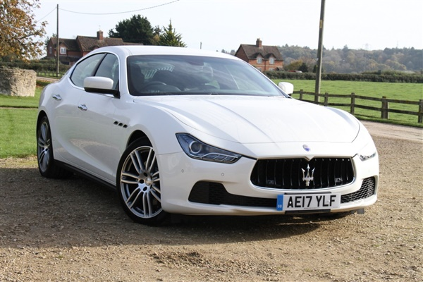 Large image for the Used Maserati Ghibli