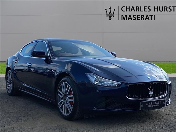 Large image for the Used Maserati Ghibli