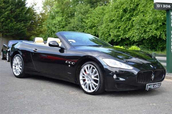 Large image for the Used Maserati Grancabrio