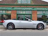 Used Maserati Grancabrio