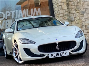Large image for the Used Maserati Granturismo