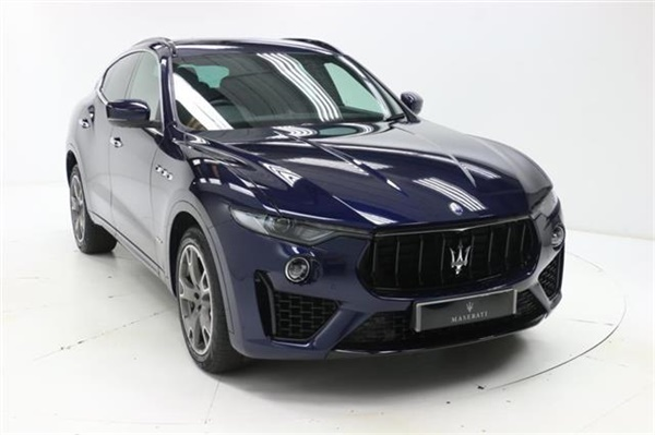 Large image for the Maserati Levante
