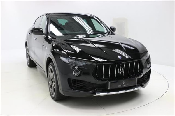 Large image for the Maserati Levante