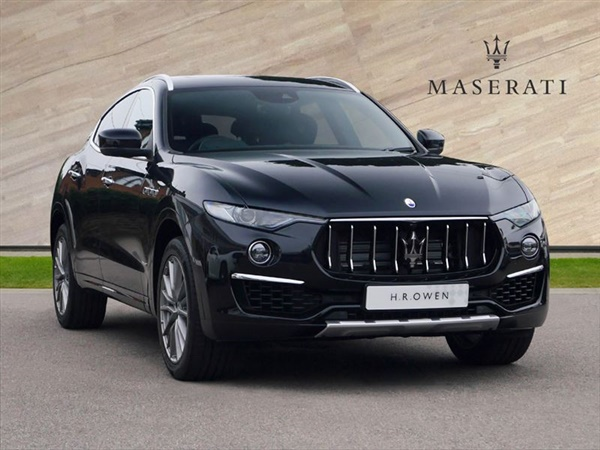 Large image for the Used Maserati LEVANTE DIESEL GRANLUSSO (BVG)