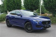 Used Maserati Levante