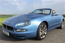 Used Maserati Spyder