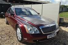 Used Maybach 57