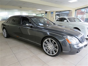 Large image for the Used Maybach 62