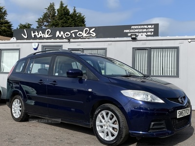 Mazda 5 £5,782 - £8,200