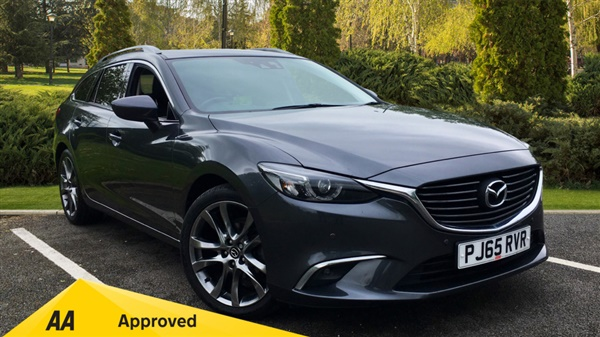 Large image for the Mazda 6