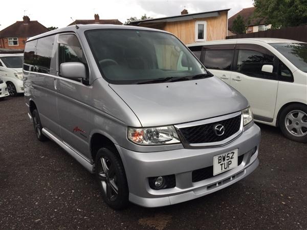 Large image for the Used Mazda Bongo