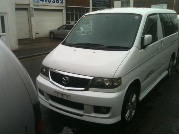 Mazda Bongo £11,563 - £15,998