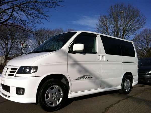Large image for the Used Mazda Bongo