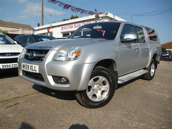 Large image for the Mazda BT50