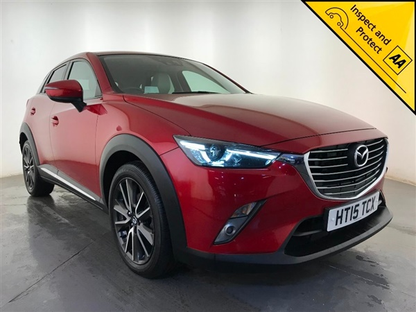 Large image for the Used Mazda CX-3