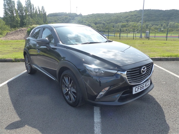 Large image for the Mazda CX-3