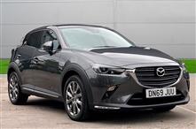 Used Mazda CX-3